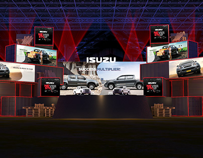 ISUZU D-MAX & S-CAB VIRTUAL LAUNCH