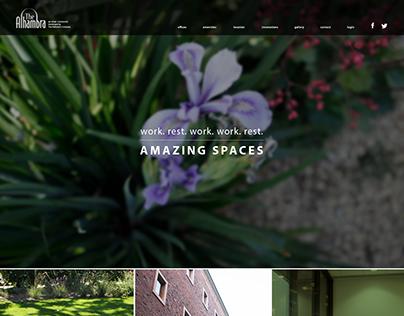 The Alhambra Website