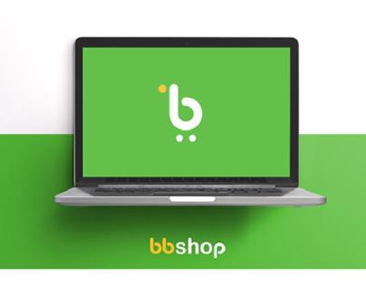 bbshop brand identity