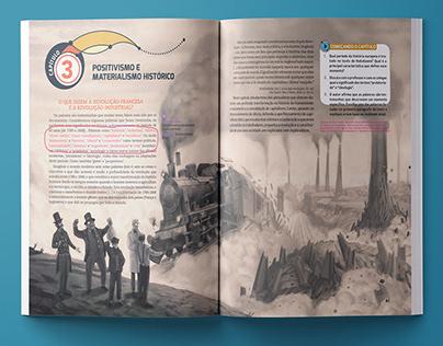 "Dupla ""Revolução Industrial"" - Editora Moderna"