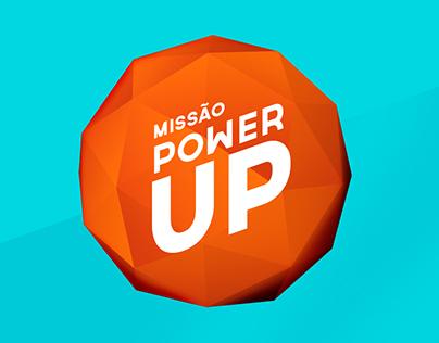Missão PowerUP