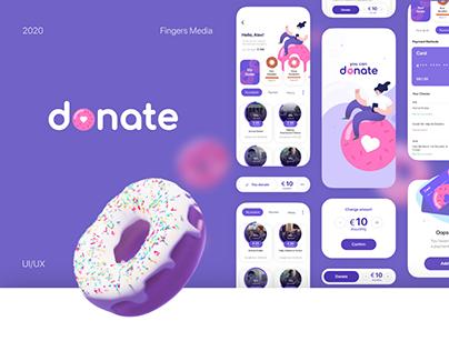 Donate   Mobile App