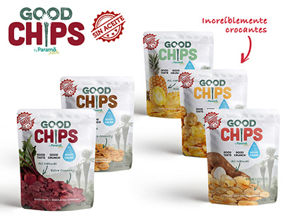 Páramo snacks_ Diseño empaques + pauta publicitaría