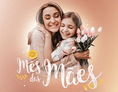 Campanha Dia das Mães + Caneca