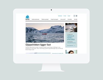 NHO Website