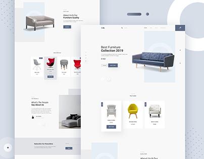 Sofa-Homepage