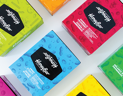 HoneyBar Snack Bars
