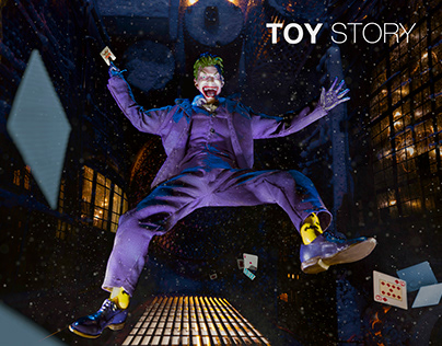 Toy Story Photo Series | DIY Scale Model Photography