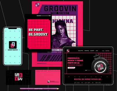 Estrategia transmedia | Groovy