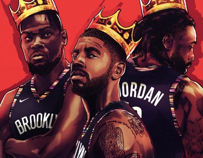 Brooklyn Big 3 - Champs Sports