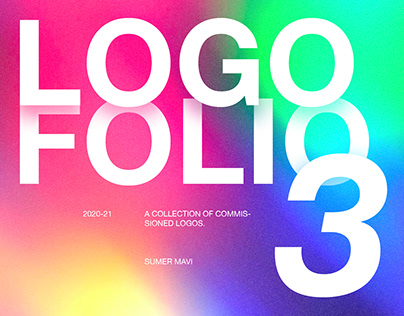 Logofolio Vol.3 (Commissioned Logos)