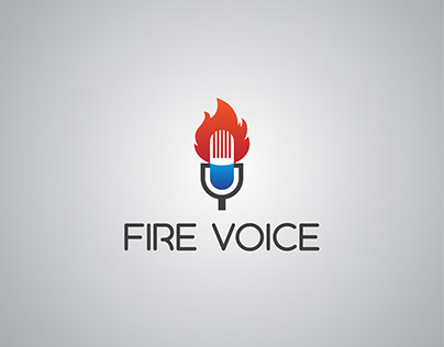 Logo for Fire Voice