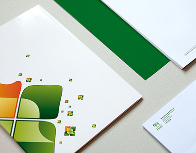 PMDG - brand identity