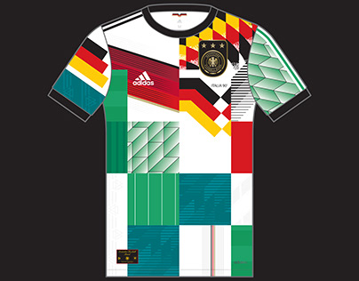 Germany Kit History, from 1908 to present