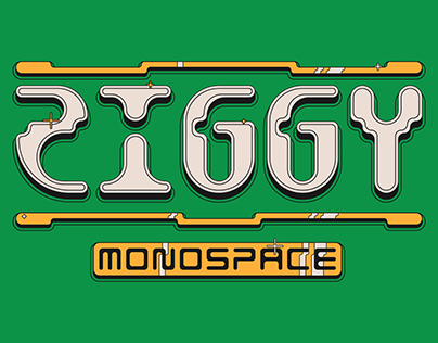 Ziggy Monospace