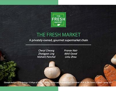 The Fresh Market: Service Design