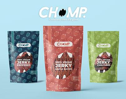 CHOMP Branding