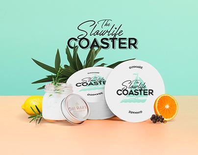 Gin Mare - The Slowlife Coaster