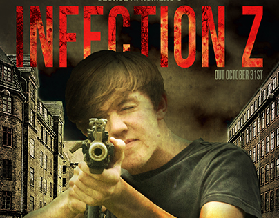 'Infection Z' movie posters