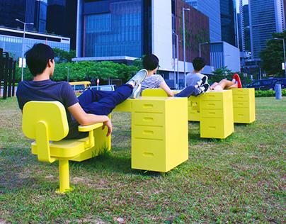 Workspace - Public Furniture