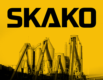 Skako - Corporate Visual Identity