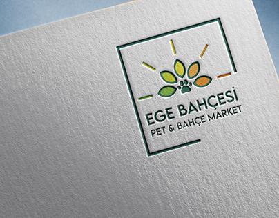Ege Bahcesi   Brand Identity Design
