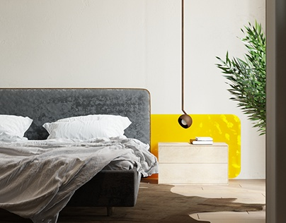 bedroom concept 1 / with Mqalato