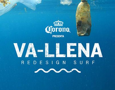 Cerveza Corona - Redesign Surf
