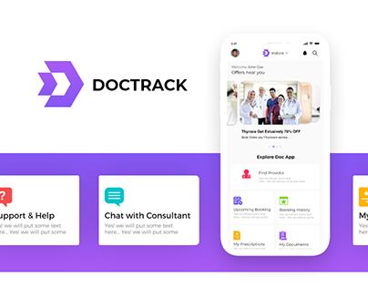 DOCTRACK- Doctor Booking App