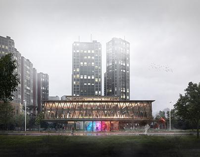 Songdo Library - The Hanok of Knowledge