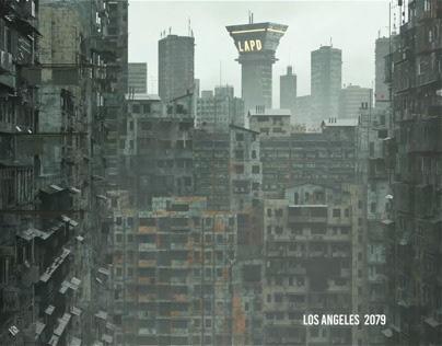 LA2079/Blade Runner remastered