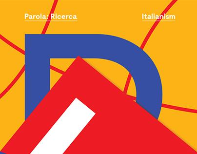 Dieciparole - Italianism Exhibition