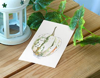 """Artwork """"Vegetales"""""""