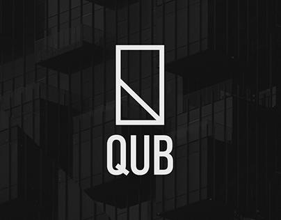 QUB corporate identity