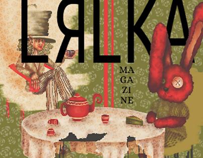 LYALKA Magazine/Concept