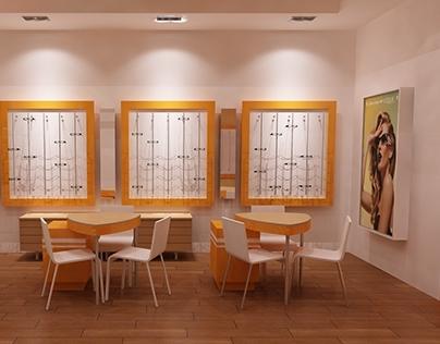 Óptica Bilbao, Valencia / Diseño de Interiores