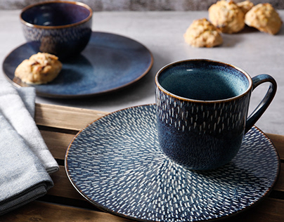 Food & Prop Styling: Tableware Textures