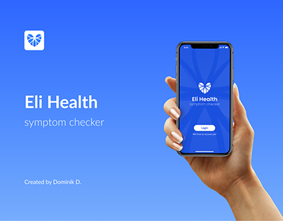 Eli Health - UX Research, UX/UI Design