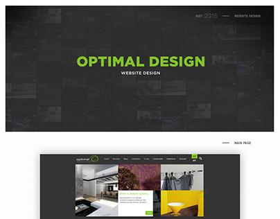 Optimal design