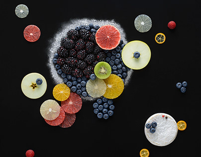 Food Art (Famous Arts Recreated With Food)