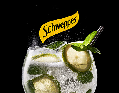SCHWEPPES Mixability cocktails 2017