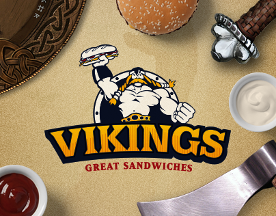 Vikings - Great Sandwiches