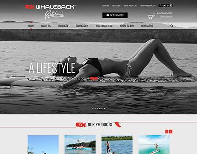 Whaleback Paddleboards
