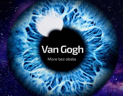 Van Gogh - More bez obala CD cover