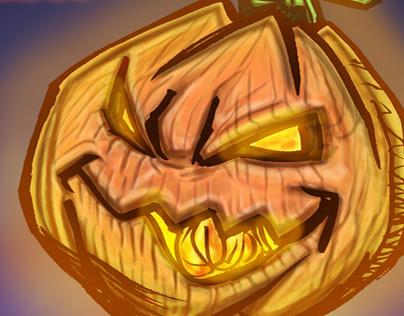 Halloween 2020 [ Jack Lantern ]