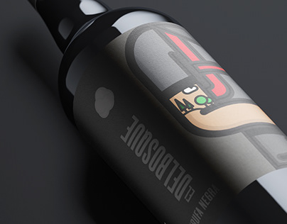 El Dicharachero - Illustrative Packaging