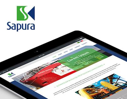 Layout - Home site SAPURA