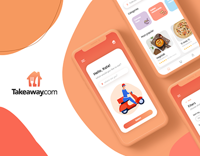 Redesign concept of Takeaway