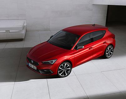The new SEAT Leon 2020