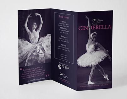Australian Ballet Brochure Design